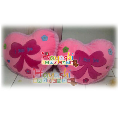 Bantal Love Pita
