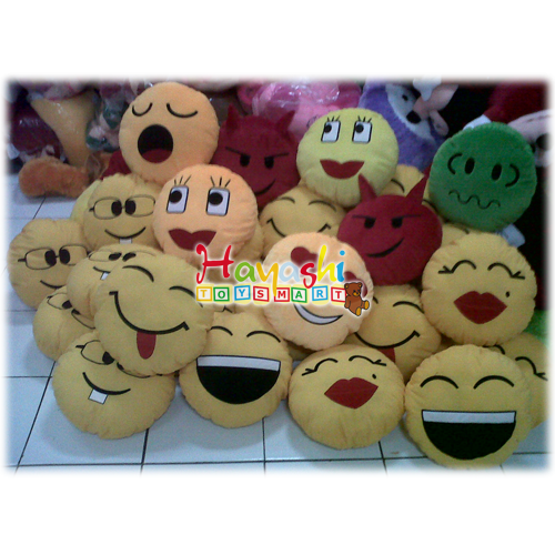 Bantal-Emoticon