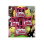 Bantal You Tube