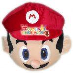 Bantal Kepala Mario