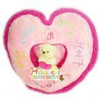 Bantal Love Bear