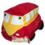Boneka Bus Merah