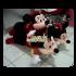 Guling Panjang Mickey Minnie