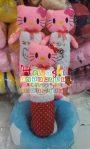 Guling Kepala Hello Kitty