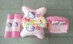 Carset 3in1 Hello Kitty