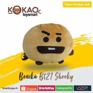 Boneka BT21 Shooky